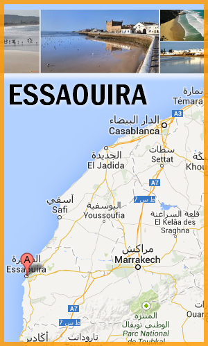ESSOUIRA EXCURSION