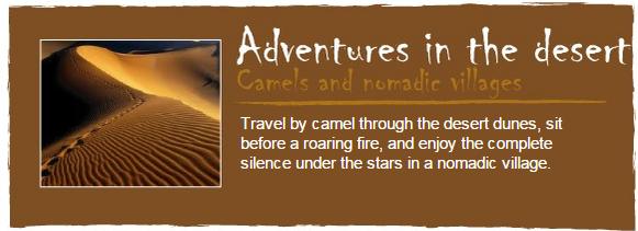 aventuras desierto